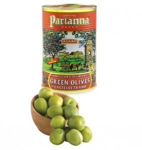 Olive con il seme