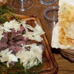 Bistecca di cavallo con carciofi