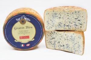 gratin bleu